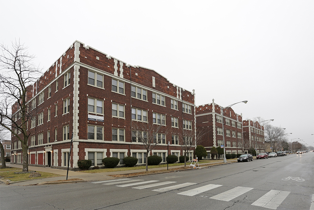 Marquette Park Multifamily in Chicago