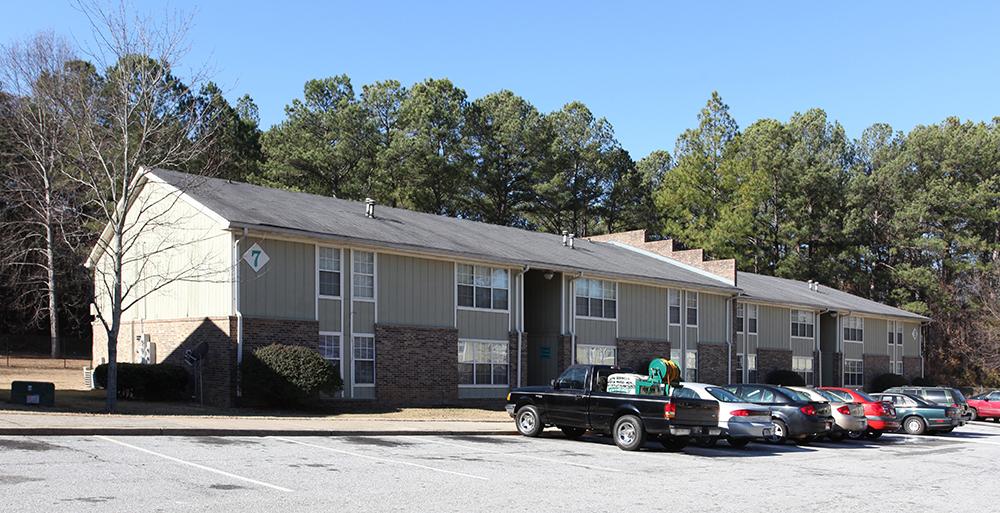 Riverdale Georgia Multifamily Complex