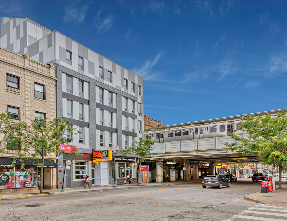 TOD Multifamily in Lakeview